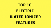 electric water ionizer